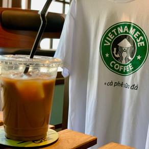 カフェスアダ(ベトナム風アイスコーヒー)』