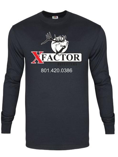 Mens Longsleeve XFO OG Shirt