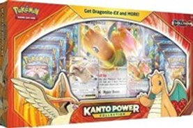 Kanto Power Collection [Dragonite EX/Pidgeot EX]