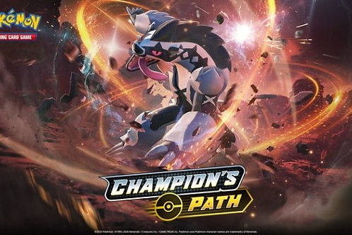 Champions Path ETB Break