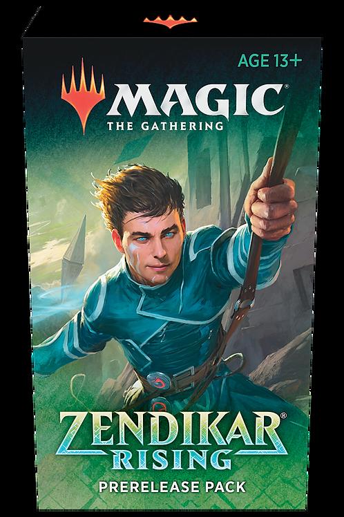 Zendikar Rising Prerelease kits