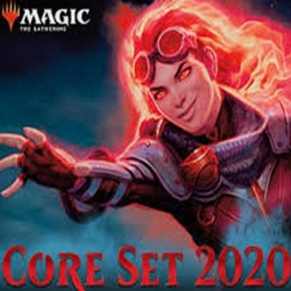 Core Set 2020 Pack Break