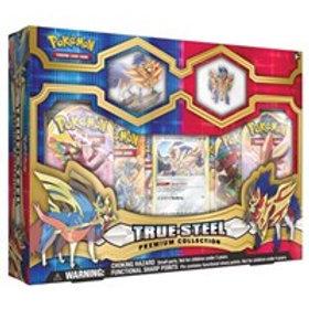 True Steel Premium Collection [Zamazenta]