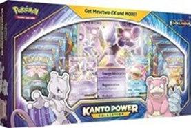 Kanto Power Collection [Mewtwo EX/Slowbro EX]