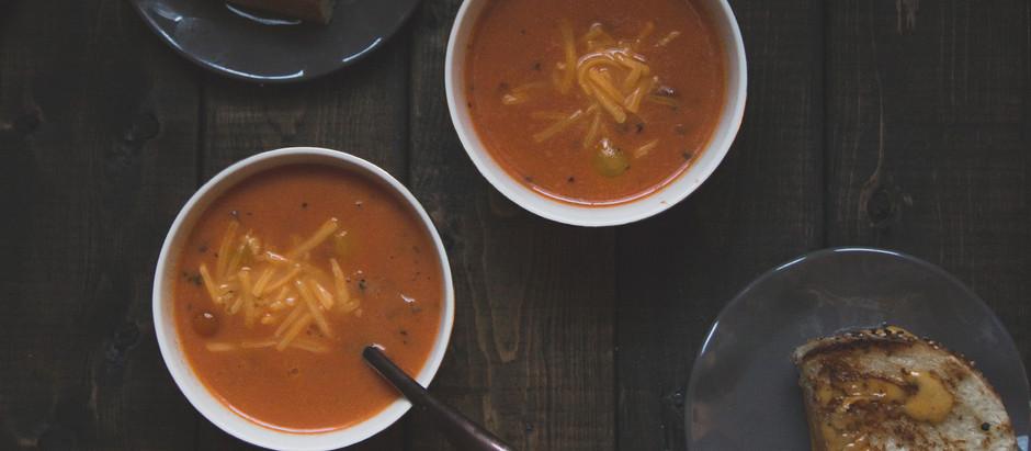 Jess' Tomato Soup Recipe