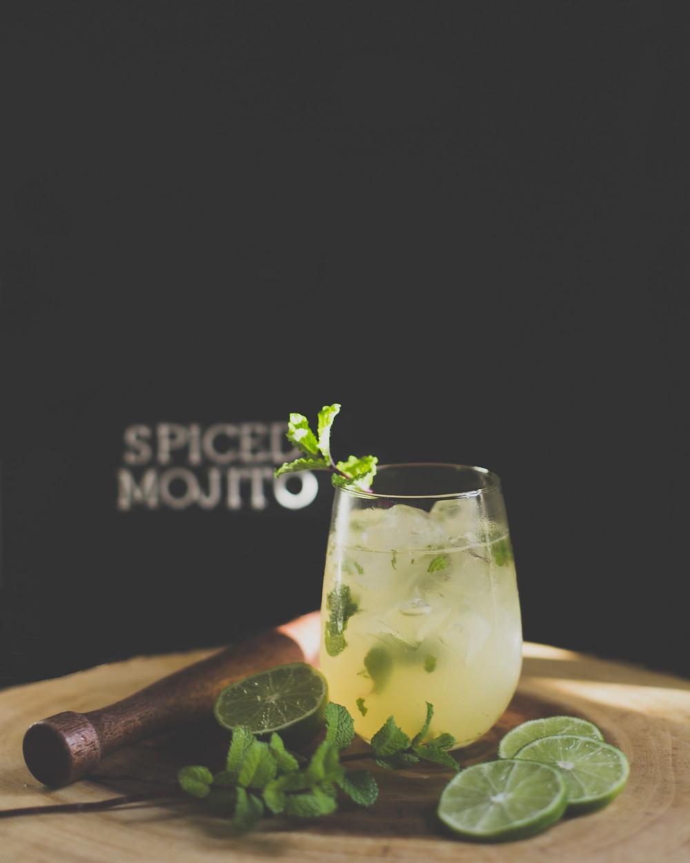 Perfect Spiced Rum Mojito