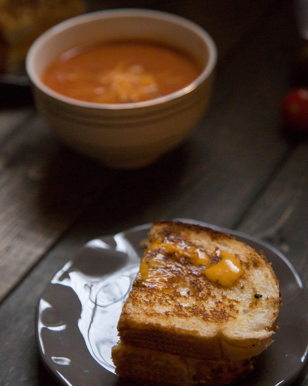 Lady and Lion Tomato Soup Recipe | GRUB