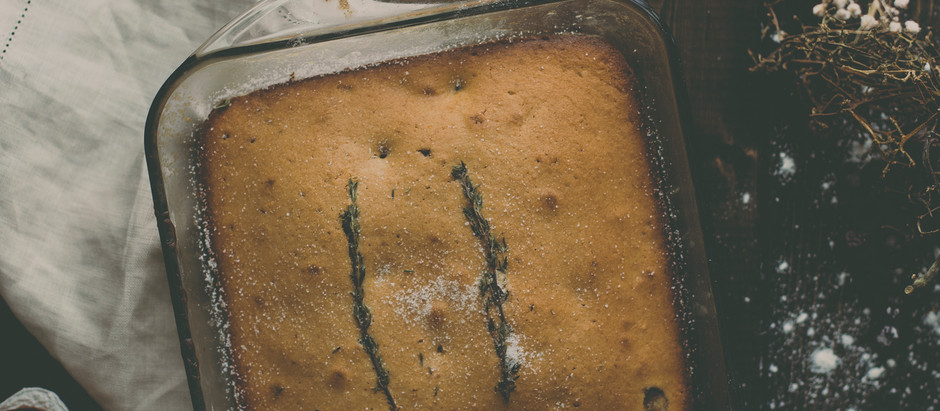 Italian Harvest Cake