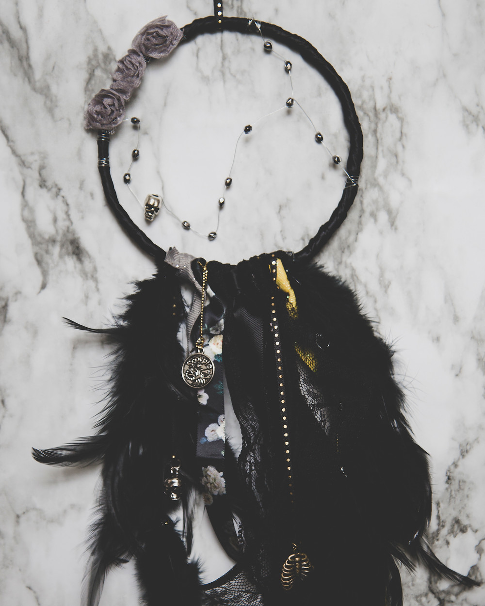 Lady and Lion Co. zzZodiac Dream Catcher