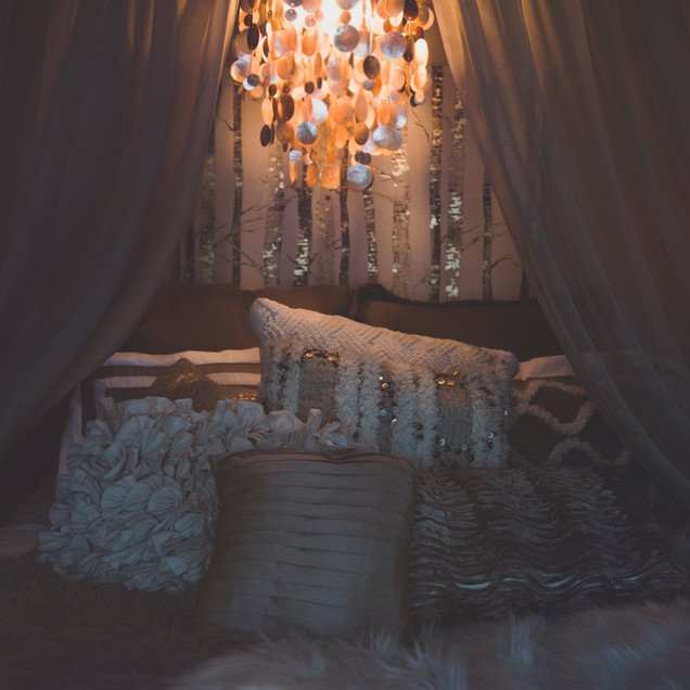 Lake House Room | Interior Photography