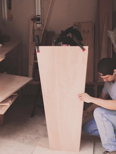 Carlos Framing Podium