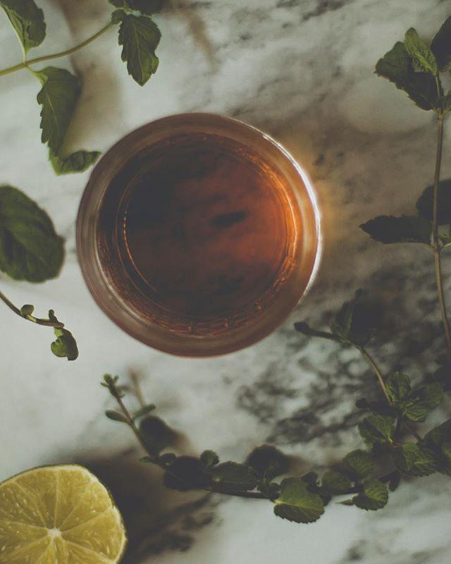 The Perfect Spiced Rum Mojito