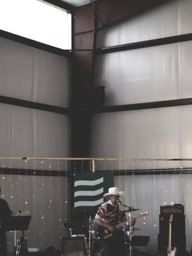 Band Backdrop