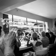 Restaurant Closing Event Photography
