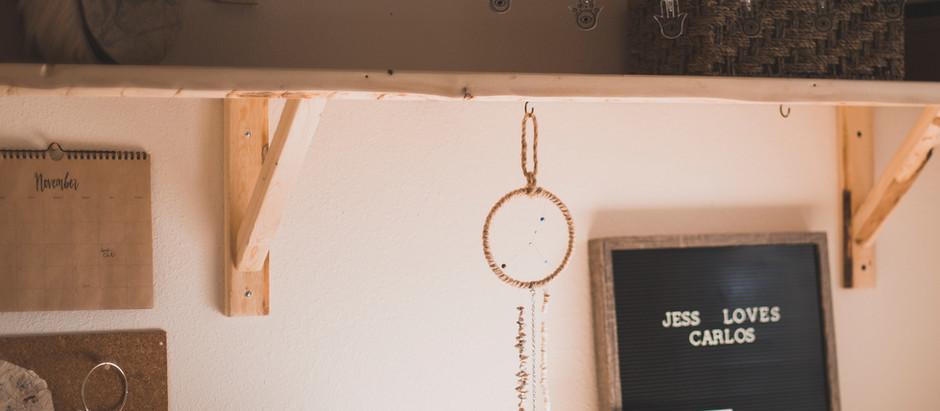 Jess' Studio Corner