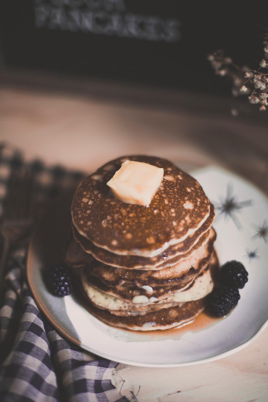 Almond Flour Pancakes   Keto and Paleo Friendly   Lady and Lion Co.