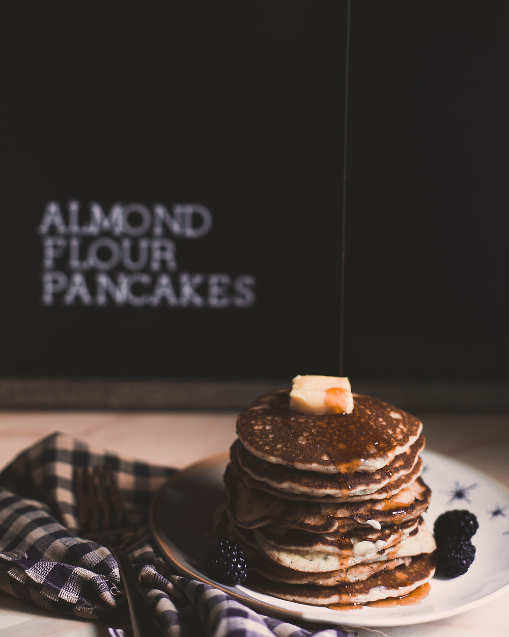 Almond Flour Pancakes | Keto and Paleo Friendly | Lady and Lion Co.
