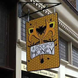a drop of honey sign.jpg
