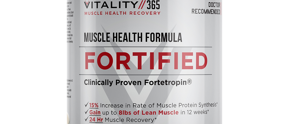 FORTIFIED - Vitality 365