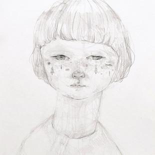 紙、鉛筆 / paper, pencil