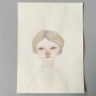 2019 紙, 水彩 / paper, watercolor