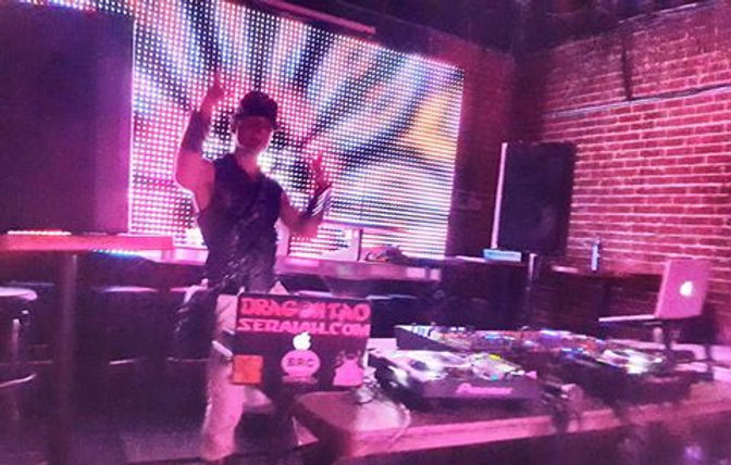 Seraih - Global Dj Comp (Church Nightclub - Denver)