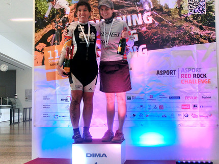 Win for Casandra @ Red Rock Challenge! - Yeahhh, more boozzz!!