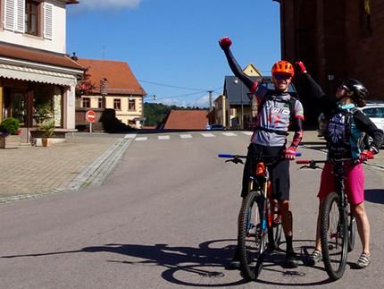 Trans Vosges - Day 1
