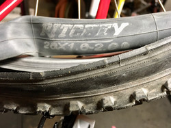 Even Ritchey tubes
