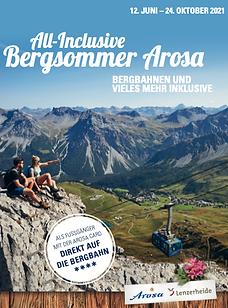 All-Inclusive Bergsommer Arosa