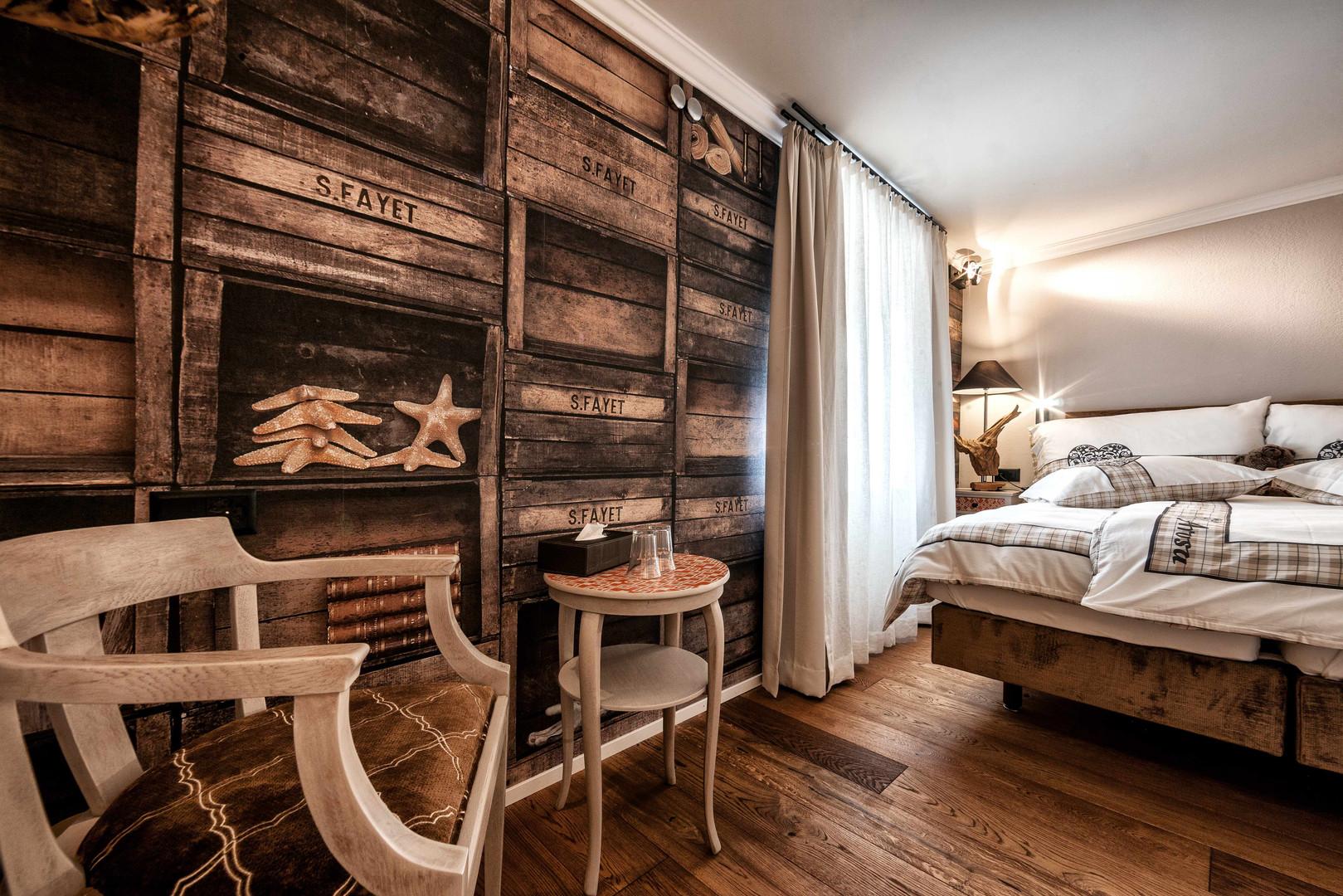 Wood Doppelzimmer