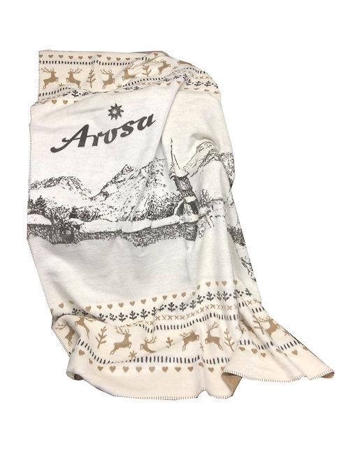 Arosa Plaid 150cm x 200cm