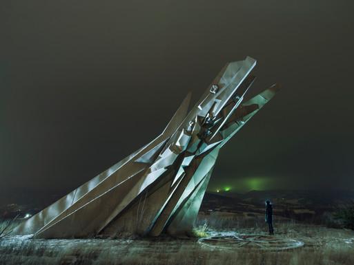 Ostra Monument, Serbia.