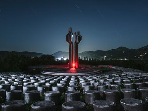 Memorial to the Fallen of the Lješanska Nahija Region, Barutana, Montenegro