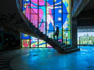Brutalist & Modernist Architecture in Lisbon, Portugal