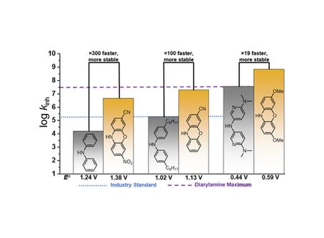 Luke, Evan and Markus' work on phenoxazine-based antioxidants is accepted for publication in JOC