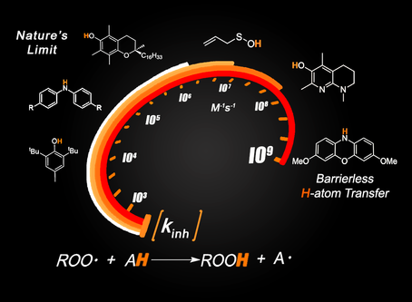 Our invited account on H-atom transfer in the inhibition of hydrocarbon autoxidation is now availabl