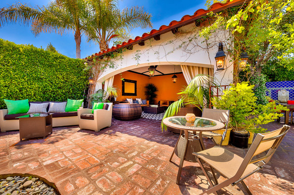 Spanish California Villa available for a Spring 2019 Staycation