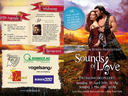 Frühlingskonzert – Sound of Love
