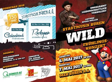 Frühlingskonzert – Wild