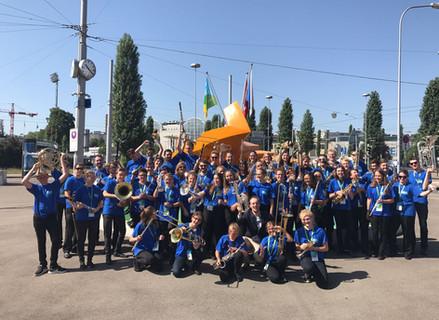 Jugendblasorchester Seeland erfolgreich am WJMF 2017