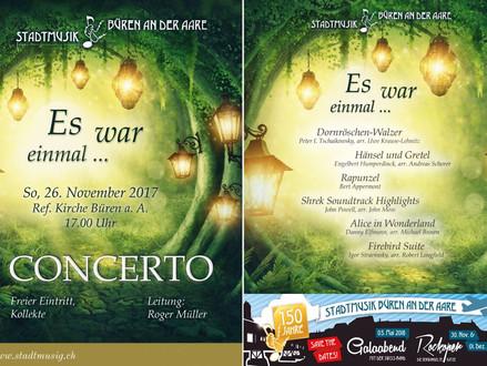 Concerto – Es war einmal ...