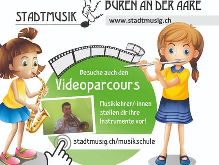 Blasinstrumente suchen neue Musikschüler
