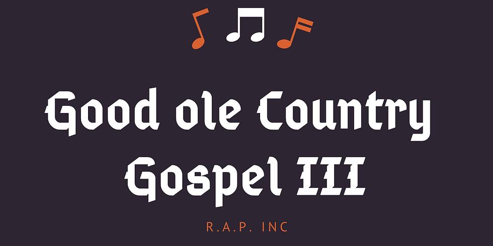 Good Ole Country Gospel III