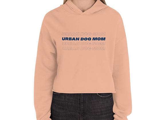 Peach Urban Dog Mom Sweatshirt