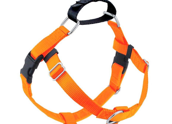Neon Orange Freedom Harness