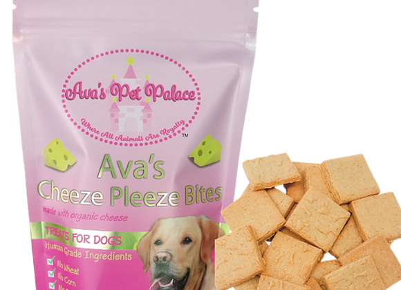 Ava's Cheeze Pleeze Bites