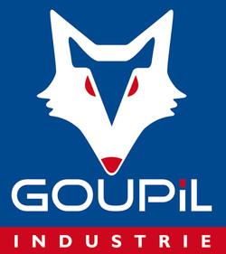 LOGOTYPE GOUPIL RECTANGLE SEUL