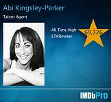 Abi Kingsley-Parker Talent Agent IMDB Pro