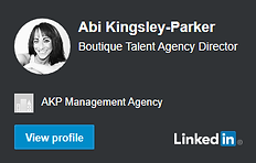 Abi Kingsley-Parker Talent Agent